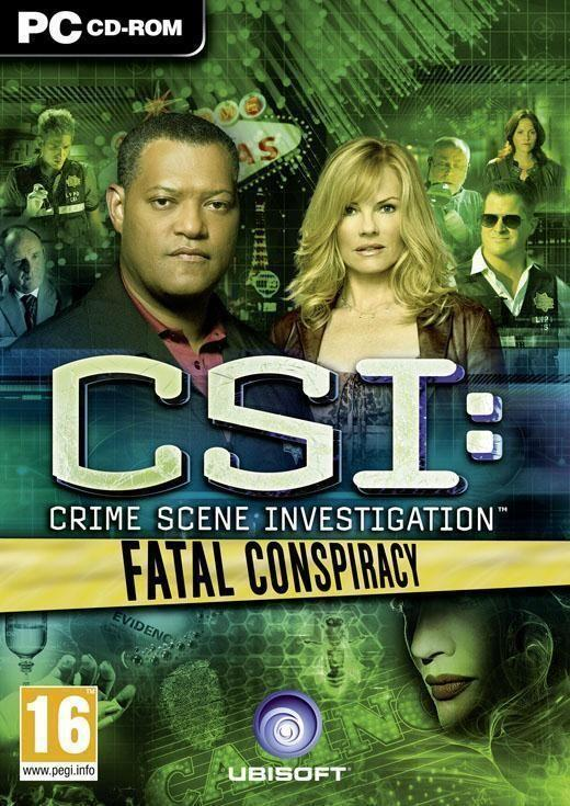 CSI 6 Fatal Conspiracy PC