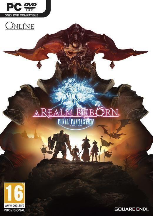Final Fantasy XIV: A Realm Reborn PC