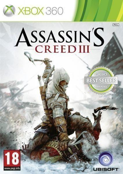 Assassins Creed 3 Classics Alt 2 Xbox 360
