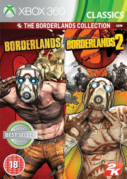 Borderlands 1 & 2 Pack Xbox360