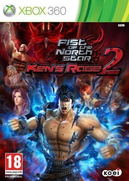 Fist of the North Star: Kens Rage 2 Xbox360