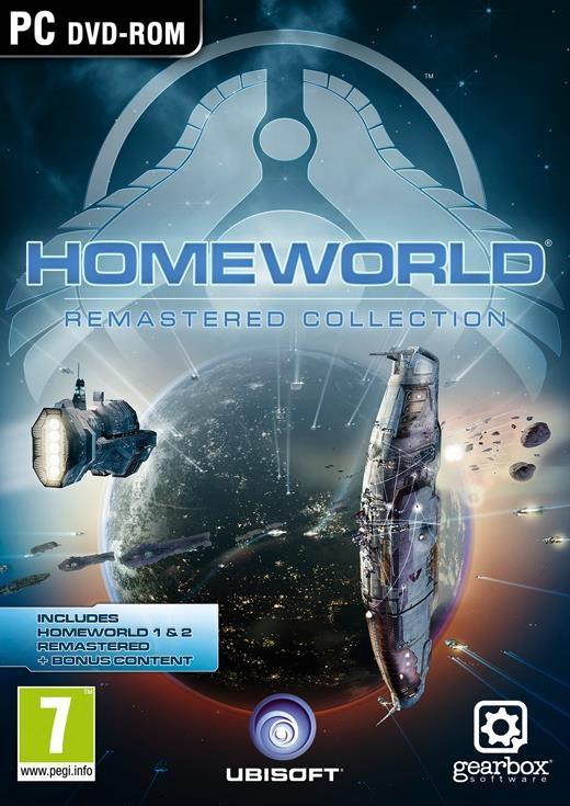 The Homeworld Remastered Collection PC