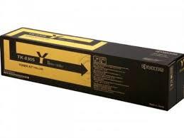Cartus Toner Yellow Kyocera TK-8305Y 15K