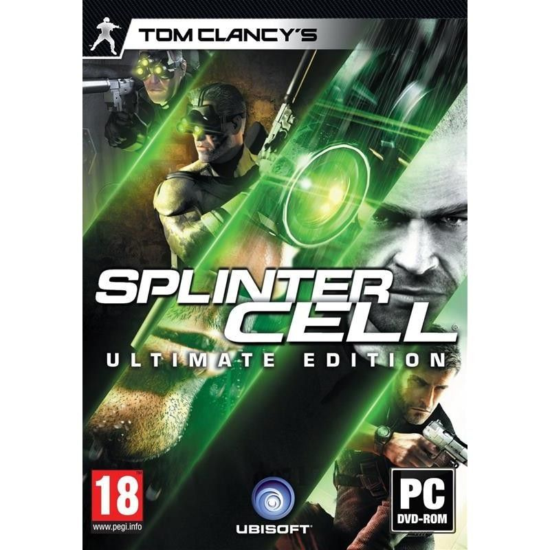 Splinter Cell Ultimate Edition PC