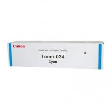 Cartus Toner Cyan Canon 034C 7.3K