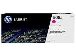 Cartus Laser Magenta HP 508A 5K