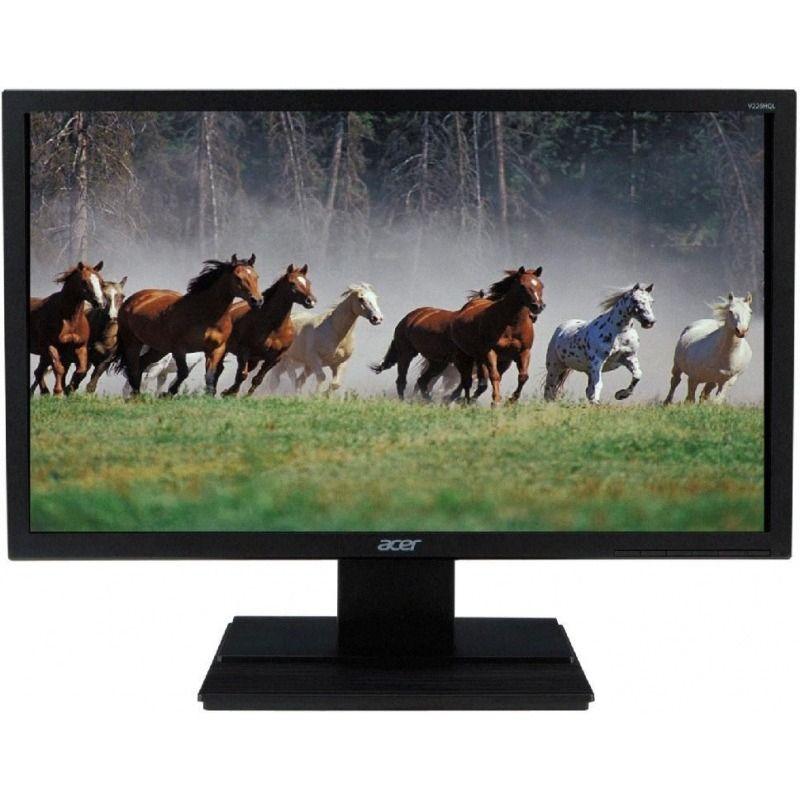 Monitor LED Acer V226HQLBD 21.5 5ms DVI Full HD Negru