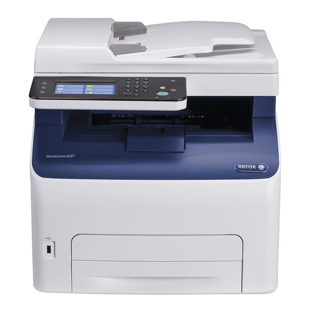 Multifunctional Laser Color Xerox WorkCentre 6027NI
