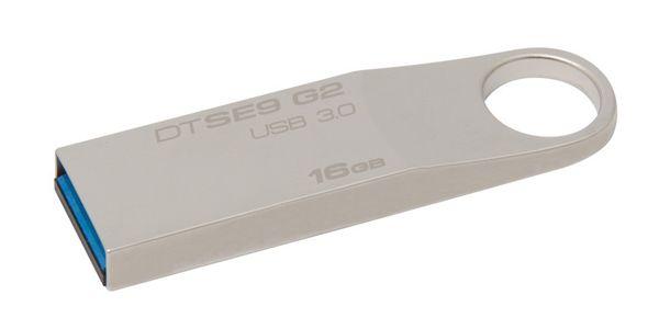 Kingston USB flash 16GB USB 3.0 DataTraveler SE9 G2 (Metal casing)