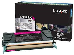 Cartus Toner Magenta Return Program Lexmark X748 10K