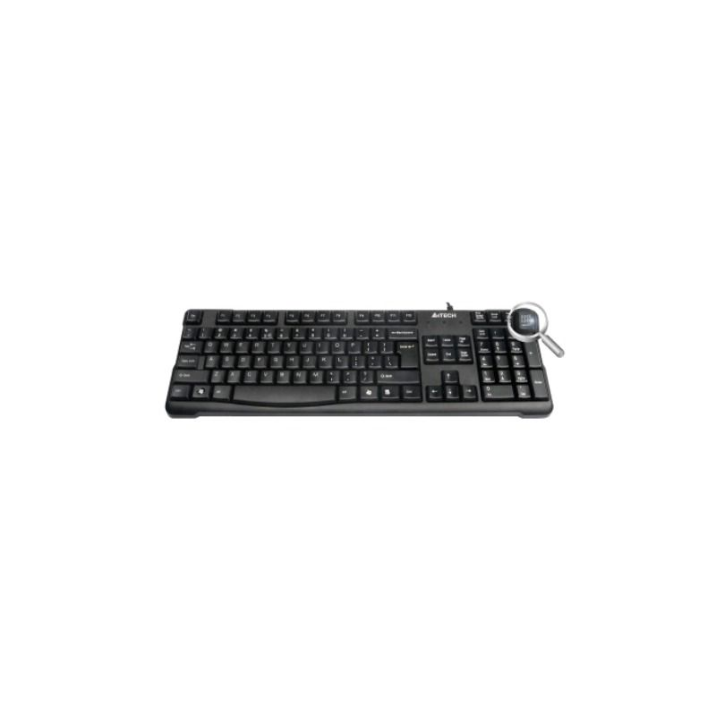 Tastatura KB A4tech KR-750 USB Black