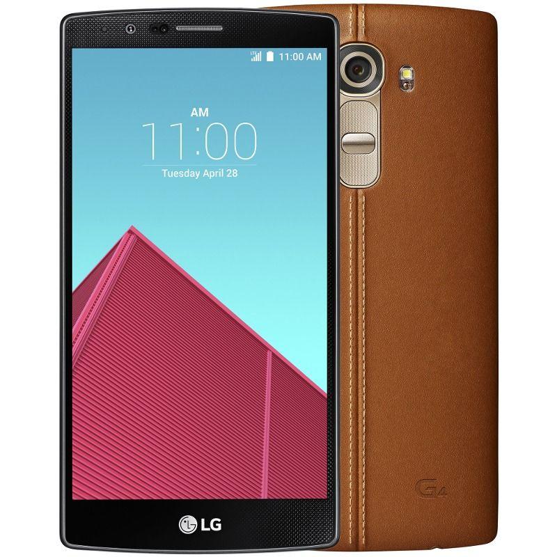 Telefon Mobil LG G4 32GB Dual SIM 4G Leather Brown