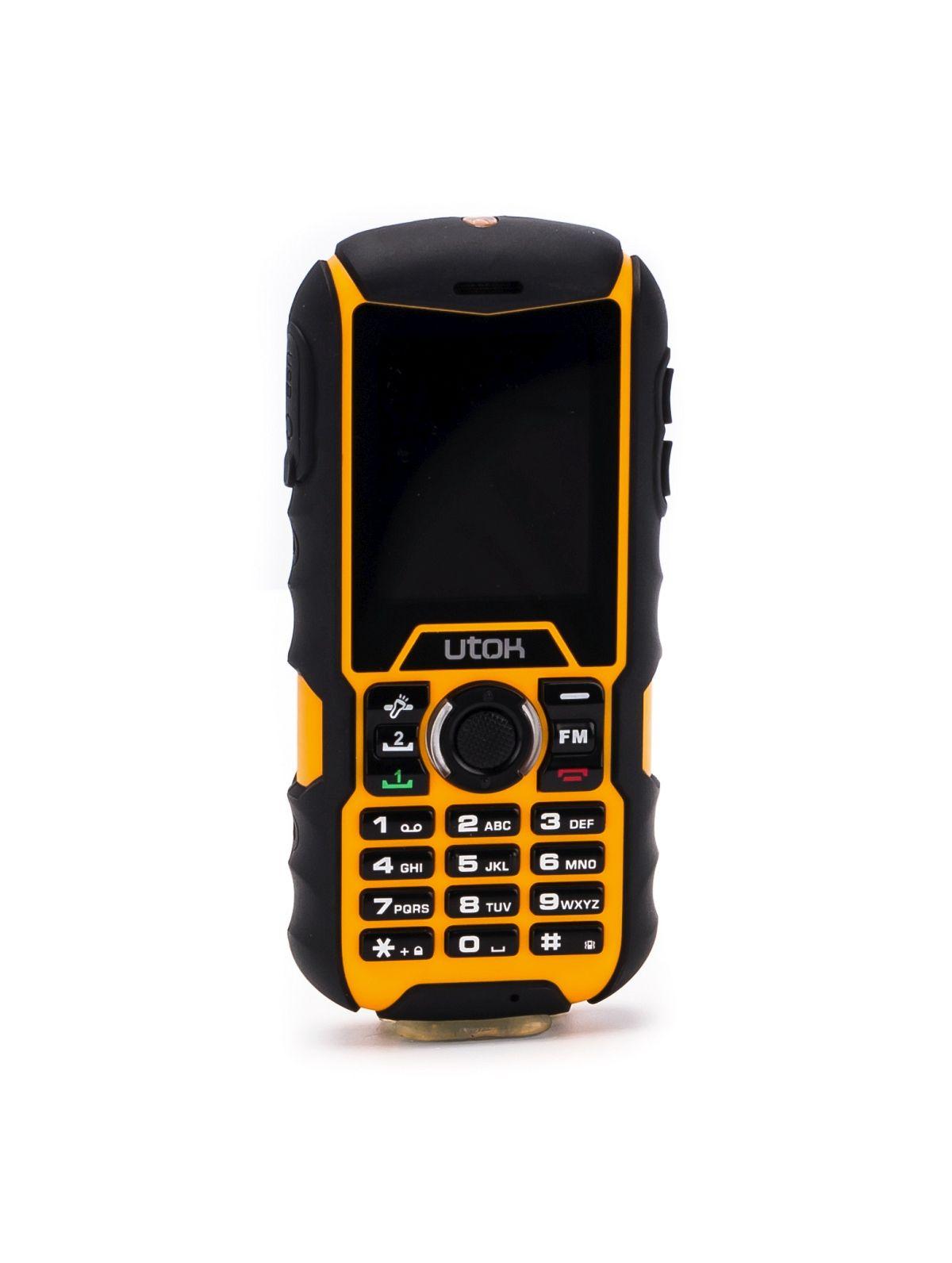 Telefon Mobil UTOK Dorel 2 Dual SIM Black