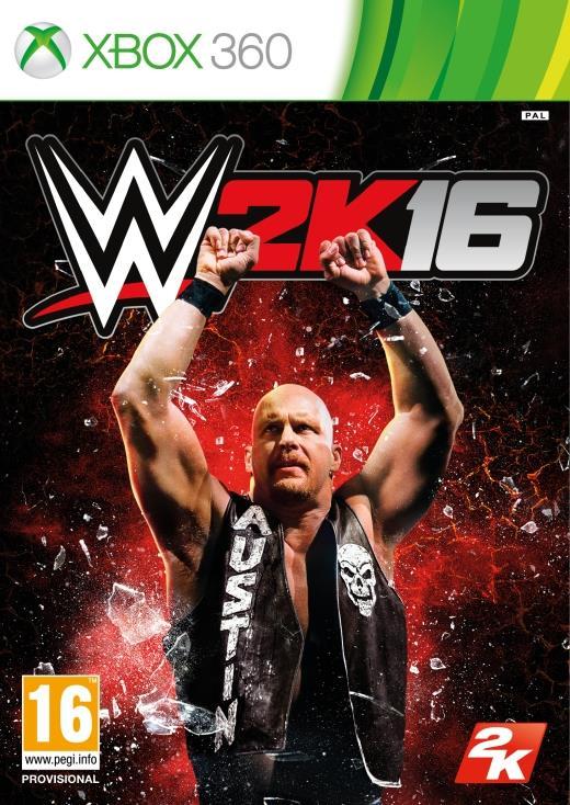 WWE 2K16 Xbox360