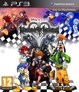 Kingdom Hearts HD 1.5 Remix PS3