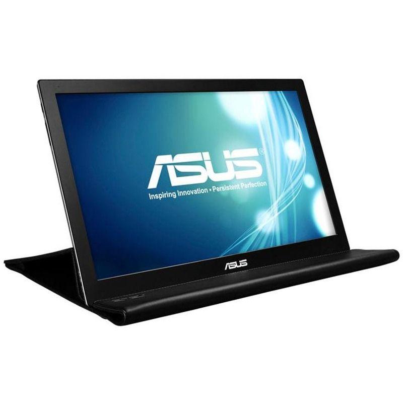 Monitor Portabil LED ASUS MB168B 15.6 11ms USB 3.0 Negru