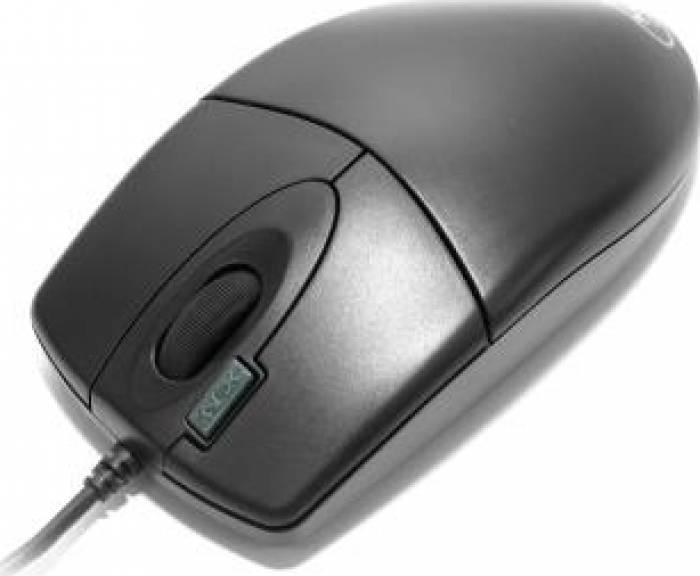 Mouse A4-Tech EVO Opto Ecco 612D USB Black
