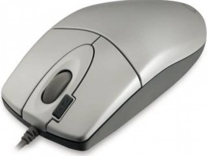Mouse A4-Tech EVO Opto Ecco 612D USB Silver
