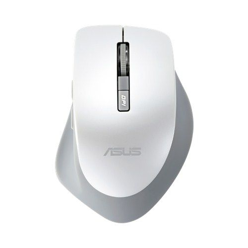 Mouse Asus WT425 1600 dpi USB White