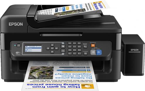 Multifunctional Inkjet Color Epson L565