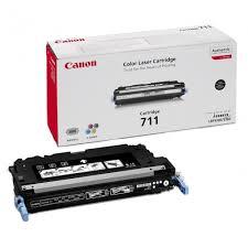 Cartus Laser Canon CRG-711 Black CR1660B002AA