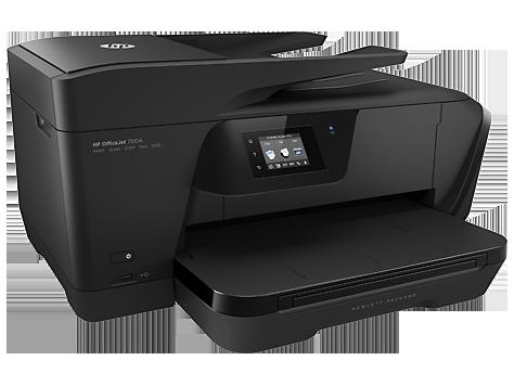 Multifunctional Inkjet Color HP OfficeJet 7510
