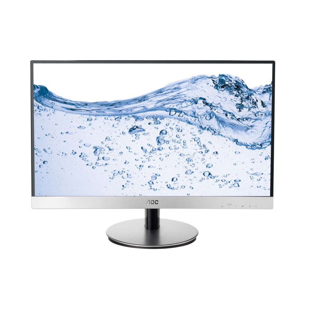Monitor LED AOC I2269VWM 21.5 5ms 2x HDMI VGA DisplayPort Negru