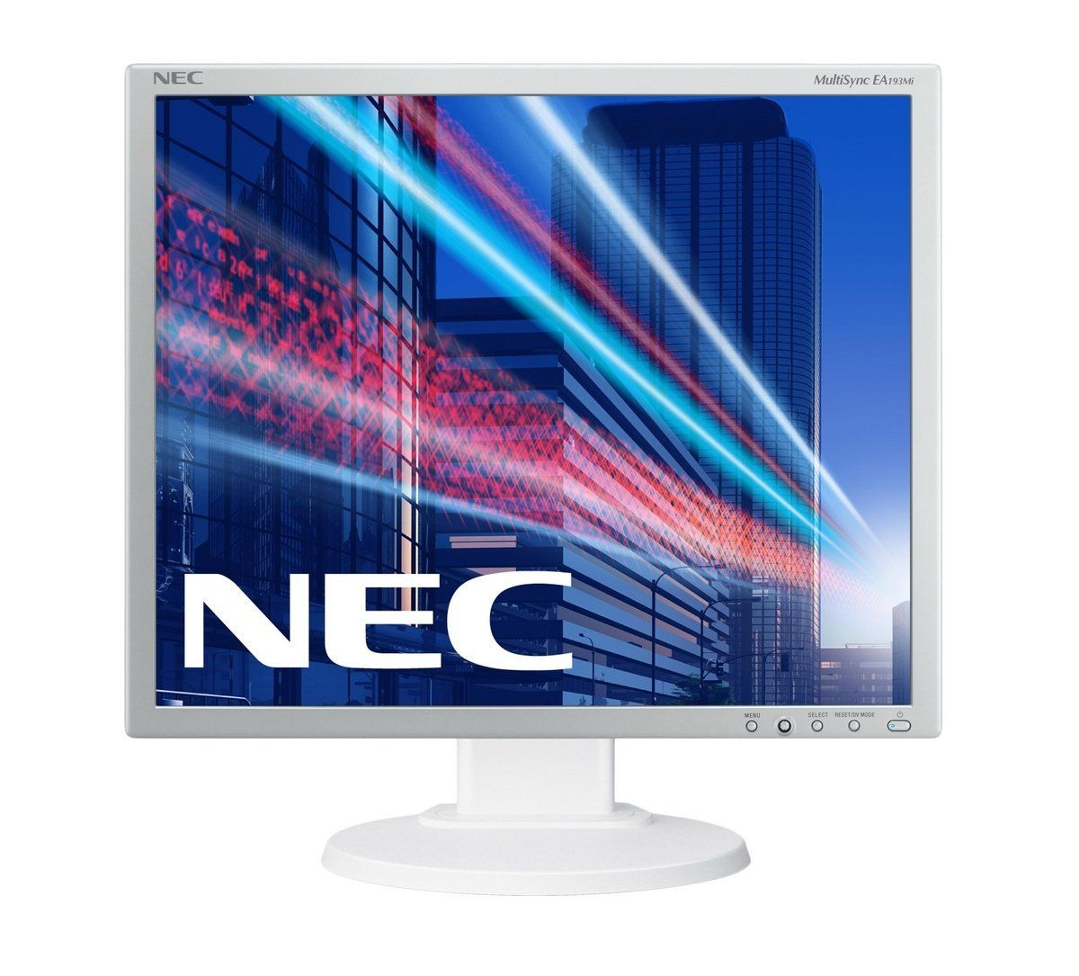 Monitor LED NEC EA193MI 19 6ms VGA DVI DisplayPort Alb