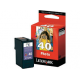 Cartus Inkjet Photo Lexmark Black #40