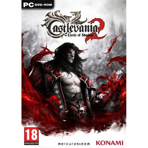 Castlevania Lord of Shadow 2 PC