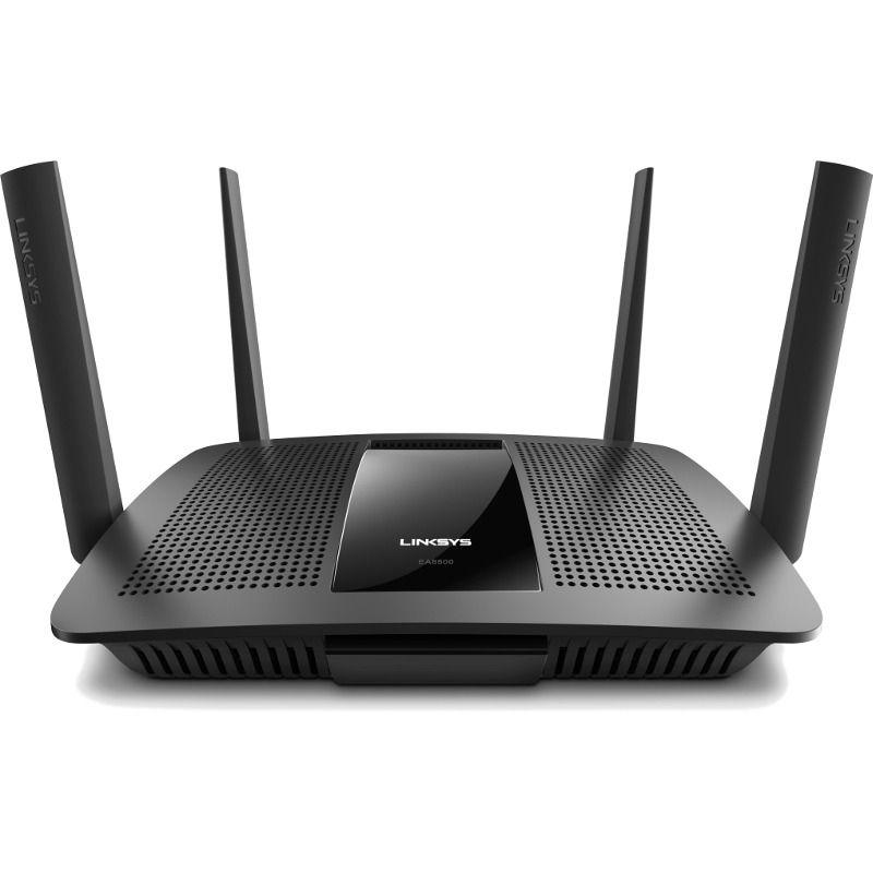 Router Linksys EA8500 WAN: 1xGigabit WiFi: 802.11ac-1733Mbps