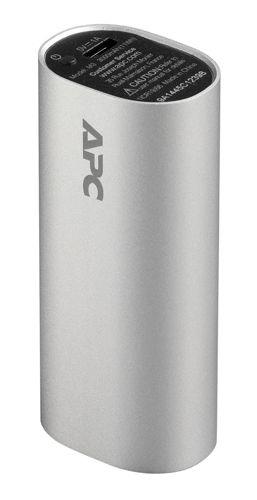 Baterie Portabila APC 3000mAh Argintiu