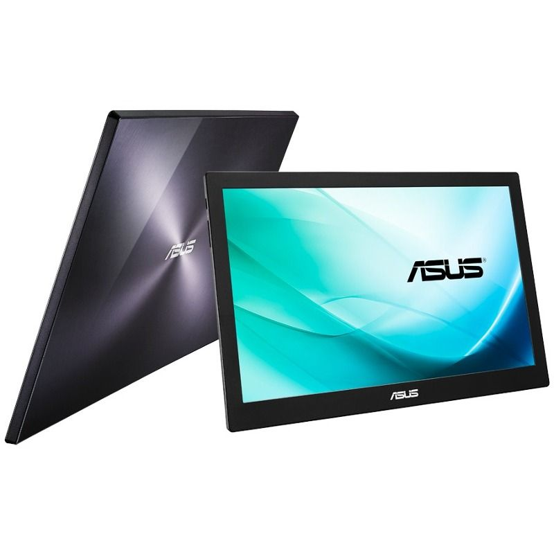 Monitor LED Asus MB169B+ 15.6 14ms Full HD Negru