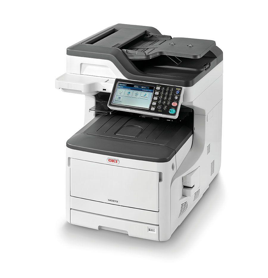 Multifunctional Laser Color Oki MC873dn