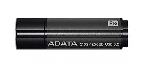Flash Drive A-Data S102 Pro 256GB USB 3.0 Titanium Gray