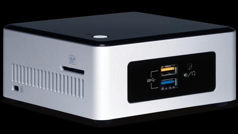 Barebone Intel NUC BOXNUC5CPYH Intel Celeron N3050 HDMI