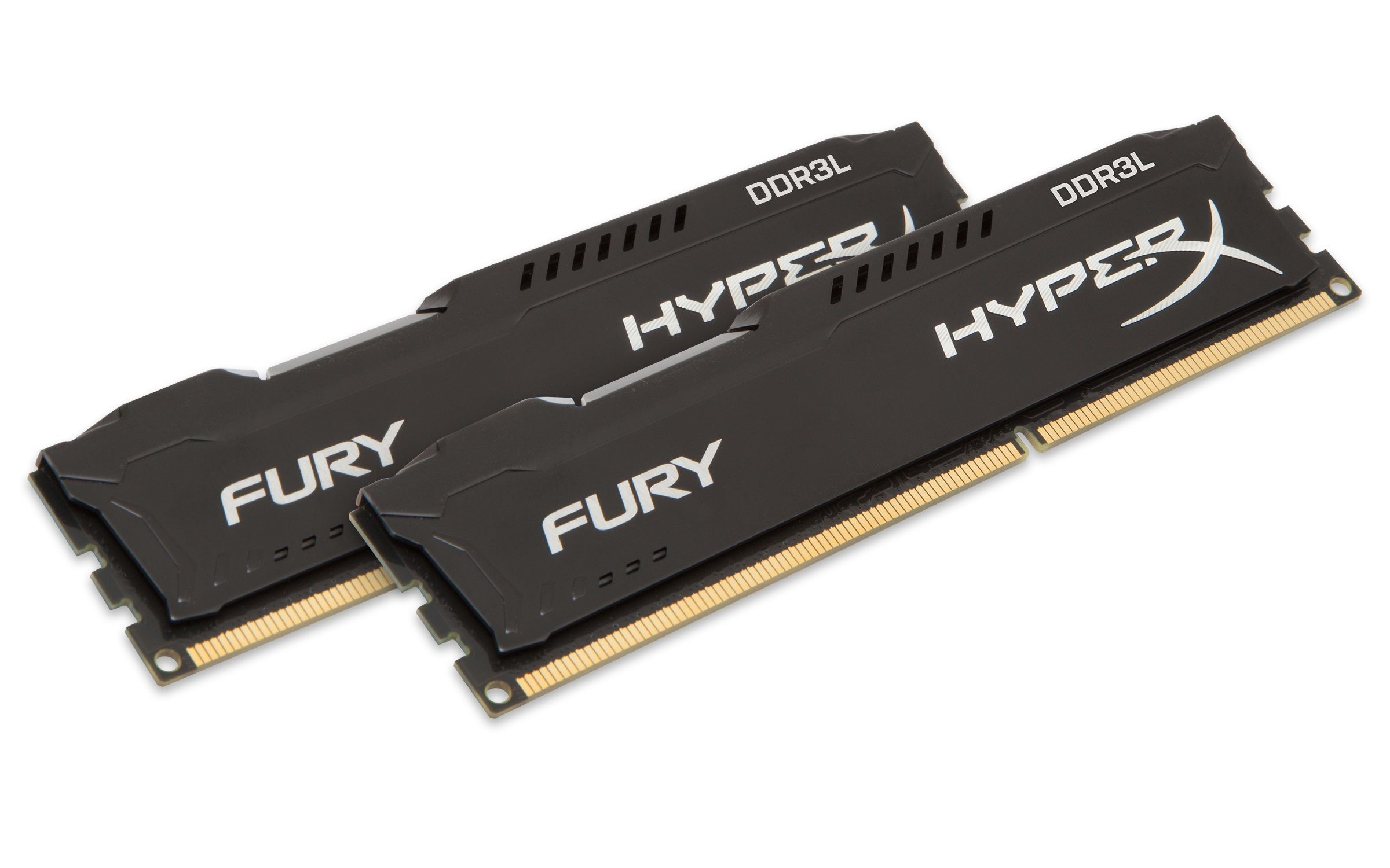 Memorie Kingston HyperX FURY Black 16GB DDR3L 1866MHz