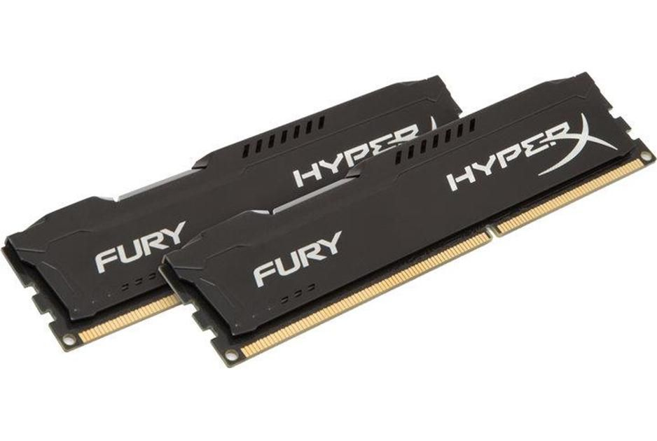 Memorie Kingston HyperX FURY Black 16GB DDR3L 1600MHz