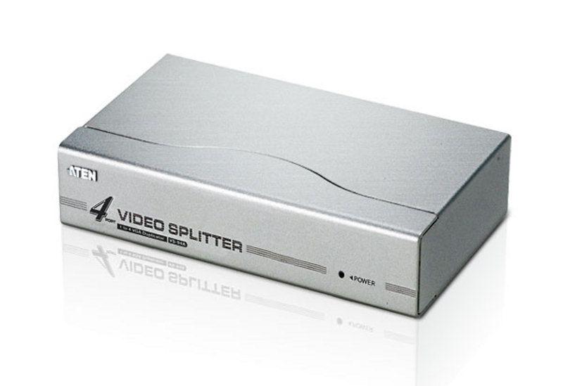 Video Splitter Aten 4 Porturi VS94A