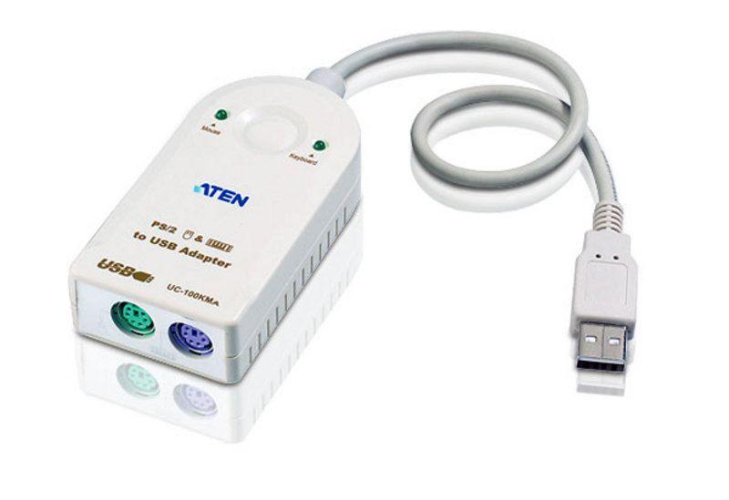 Adaptor Aten UC100KMA PS/2 to USB