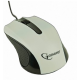 Mouse Gembird Optical 1200 DPI, USB, White