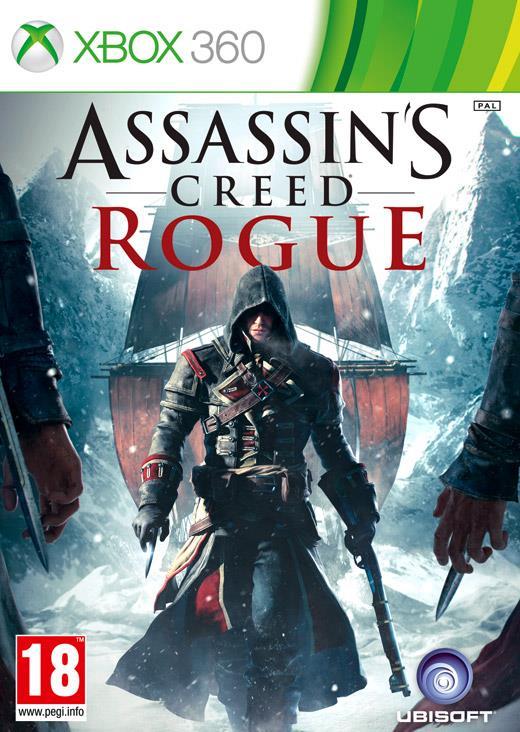 Assassins Creed Rogue Xbox360