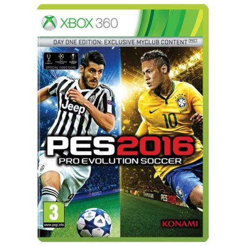 Pro Evolution Soccer 2016 D1 Edition XB360
