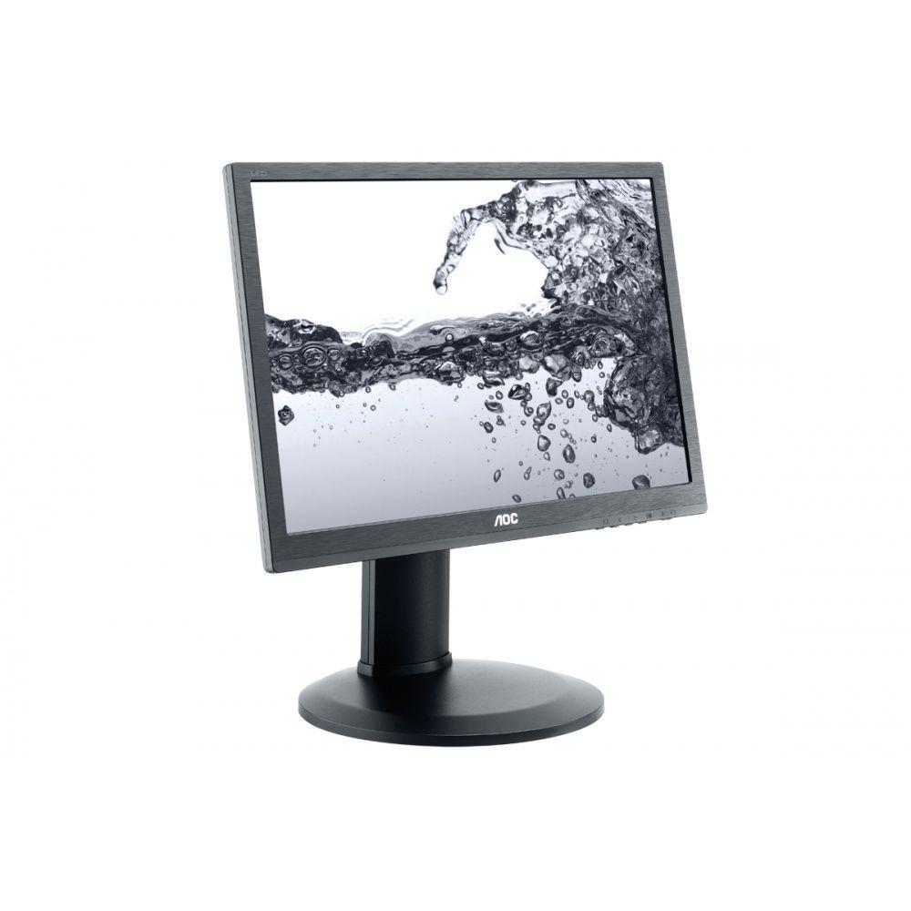 Monitor LED AOC I960PRDA 19 5ms D-Sub DVI Negru