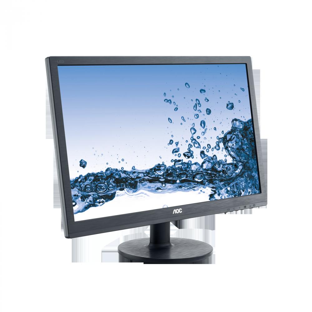 Monitor LED AOC E2460SD2 24 1ms D-Sub DVI Negru
