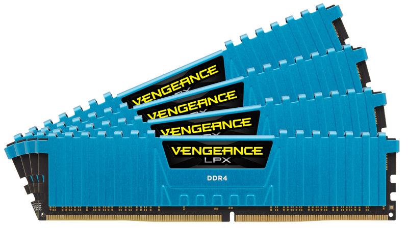 Memorie Desktop Corsair Vengeance LPX 16GB DDR4 2400MHz