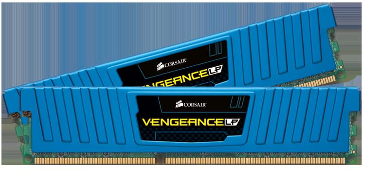Memorie Desktop Corsair Vengeance Low Profile 16GB DDR3 1600MHz