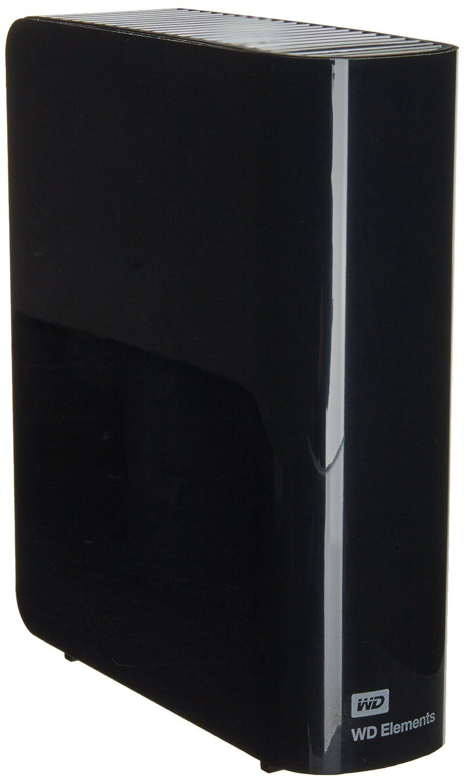 Hard Disk Extern Western Digital Elements Desktop 4TB USB 3.0 3.5