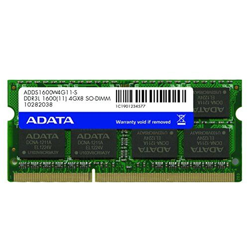 Memorie Notebook A-Data 4GB DDR3L 1600MHz