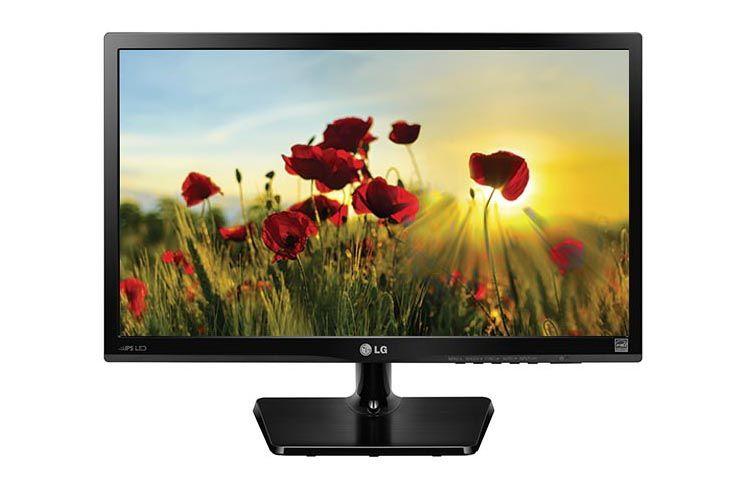 Monitor LED LG 24M47VQ-P 24 2ms Full HD Negru